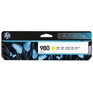 その他 HP HP980 インクカートリッジイエロー 顔料系 D8J09A 1個 ds-2125363