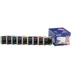 その他 エプソン インクカートリッジ 9色パックIC9CL88 1箱(9個:各色1個) ds-2125366