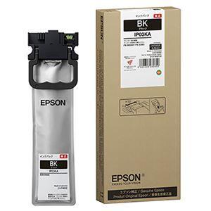 その他 エプソン インクパック ブラックIP03KA 1個 ds-2125414