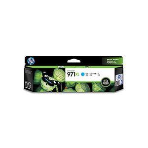 その他 HP HP971XL インクカートリッジシアン 増量 CN626AA 1個 ds-2125442