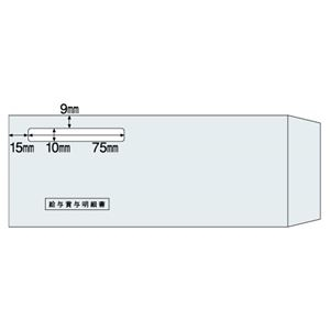 その他 ヒサゴ 窓つき封筒(給与賞与単票用/GB1222・GB2102専用) 215×86mm MF30T 1セット(1000枚) ds-2125707