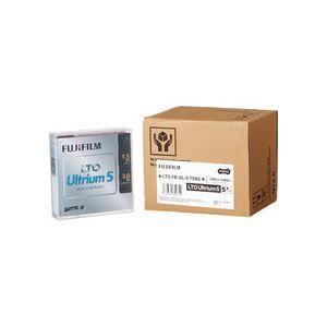 その他 TANOSEE 富士フイルム LTOUltrium5 データカートリッジ 1.5TB/3.0TB 1パック(5巻) ds-2125790