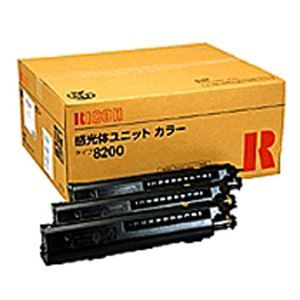 その他 リコー 感光体ユニット タイプ8200カラー 509260 1箱(3色) ds-2125892