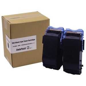 その他 キヤノン トナーカートリッジ502ブラック 輸入純正品(302/102/GPR-27) 1箱(2個) ds-2126015