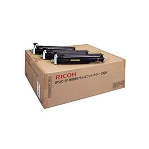 その他 リコー IPSiO SP感光体ドラムユニット C820 カラー 515594 1箱(3色) ds-2126245