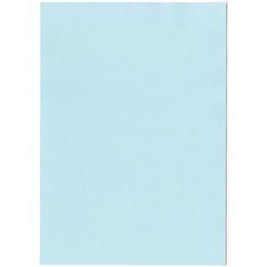 その他 北越コーポレーション 紀州の色上質A4T目 薄口 水 1箱(4000枚:500枚×8冊) ds-2126906