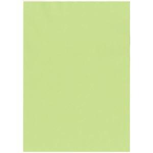 その他 北越コーポレーション 紀州の色上質A4T目 薄口 鶯 1箱(4000枚:500枚×8冊) ds-2126913