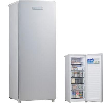 ハイアール 153L 1ドア冷凍庫(シルバー)(新製品) JF-NUF153B-S【納期目安:1週間】