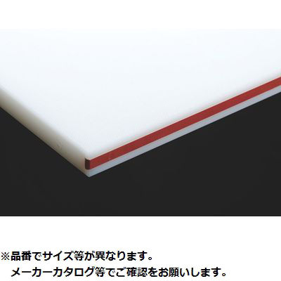 その他 住友 抗菌スーパー耐熱まな板(カラーライン付) 30SWL 茶 4560244513989