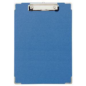 その他 (まとめ)TANOSEE 用箋挟 A4タテ ブルー1セット(20枚) 【×2セット】 ds-2129987