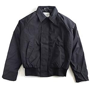 その他 アメリカ軍放出コールドウェザー中綿キルトジャケット ブラックS(US企画)未使用デットストック ds-2135398