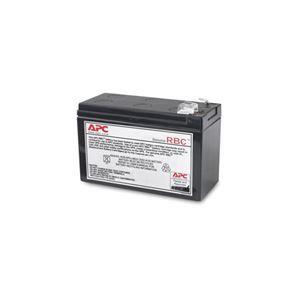 その他 APC(シュナイダーエレクトリック)UPS交換用バッテリキット BR400G-JP・BR550G-JP・BE550G-JP用 APCRBC122J1個 ds-2136125