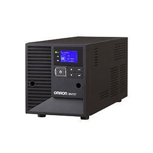 その他 オムロン LCD搭載タワー型ラインインタラクティブ UPS 750VA/680W BN75T 1台 ds-2136136