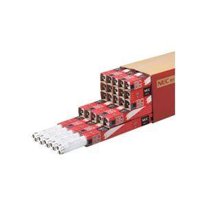 その他 NEC 蛍光ランプ ライフルックHG直管グロースタータ形 40W形 3波長形 昼白色 FL40SSEX-N/37-HG 1パック(25本) ds-2136635