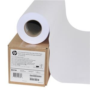 その他 HP スタンダード速乾性半光沢フォト用紙24インチロール 610mm×30m Q6579A 1本 ds-2137138