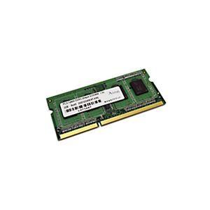 その他 アドテック Mac用 PC3-12800204pin SO-DIMM 8GB ADM12800N-8G 1枚 ds-2137434