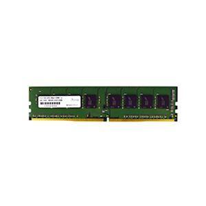 その他 アドテック DDR4 2400MHzPC4-2400 288pin UDIMM 4GB ADS2400D-4G 1枚 ds-2137506