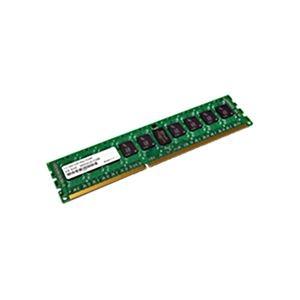 その他 アドテック DDR3 1600MHzPC3-12800 240Pin Unbuffered DIMM ECC 4GB×2枚組 ADS12800D-E4GW1箱 ds-2137532