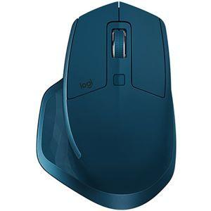 その他 ロジクール MX MASTER 2Sワイヤレスマウス ミッドナイト ティール MX2100sMT 1個 ds-2139146