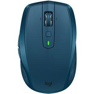 その他 ロジクール MX Anywhere 2Sワイヤレス モバイルマウス ミッドナイト ティール MX1600sMT 1個 ds-2139157