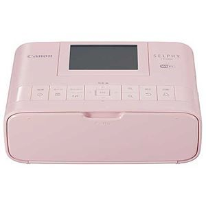 その他 キヤノン SELPHYコンパクトフォトプリンター CP1300 ピンク 2236C004 1台 ds-2139852