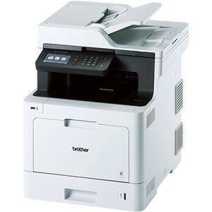 その他 ブラザー JUSTIOカラーレーザー複合機 A4 MFC-L8610CDW 1台 ds-2140006