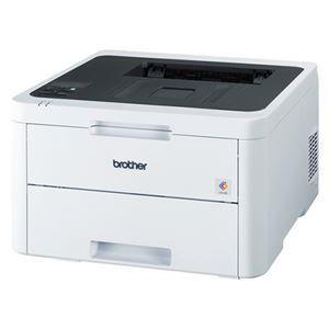 その他 ブラザー JUSTIOカラーレーザープリンター A4 HL-L3230CDW 1台 ds-2140017