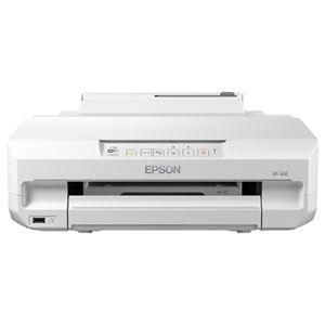 その他 エプソン Colorioインクジェットプリンター A4 EP-306 1台 ds-2140129