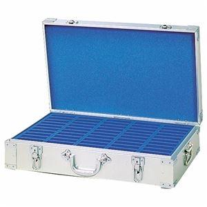 その他 ライオン事務器 カートリッジトランク3480カートリッジ 50巻収納 カギ付 CT-50 1個 ds-2140173