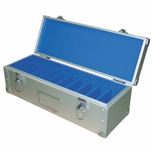 その他 ライオン事務器 カートリッジトランクLTOカートリッジ 10巻収納 カギ付 LT-10 1個 ds-2140179