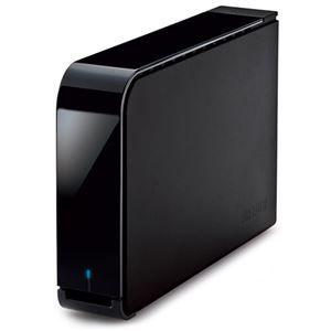 その他 バッファロー ハードウェア暗号機能搭載USB3.0用 外付けHDD 1TB HD-LX1.0U3D 1台 ds-2141206