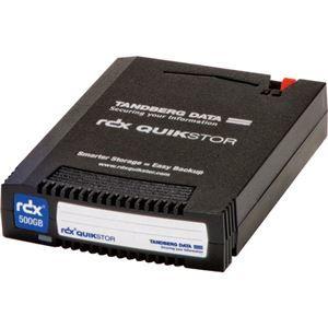 その他 タンベルグデータ RDXQuikStor カートリッジ 500GB 8541 1個 ds-2141306