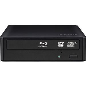 その他 バッファロー 16倍速書き込みBDXL対応 USB3.0用 外付ブルーレイドライブ BRXL-16U3V 1台 ds-2142321