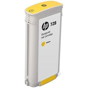その他 HP HP728 インクカートリッジイエロー 130ml F9J65A 1個 ds-2143180