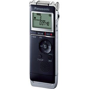 その他 パナソニック ICレコーダー 8GBブラック RR-XS370-K 1台 ds-2143587