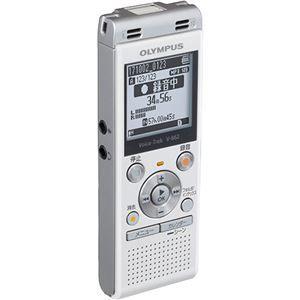 その他 オリンパス ICレコーダー VoiceTrek 4GB ホワイト V-862 WHT 1台 ds-2143594
