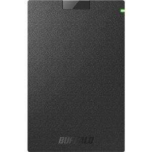 その他 バッファロー ミニステーション USB3.1(Gen.1)対応 ポータブルHDD スタンダードモデル ブラック3TB ds-2092760