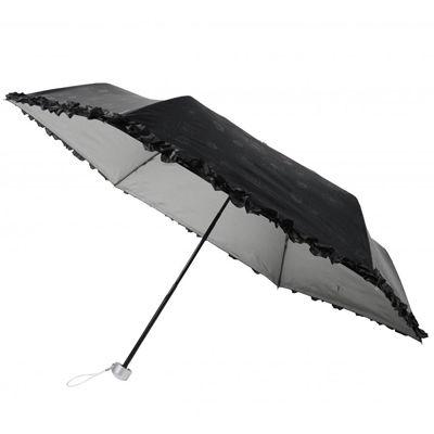 その他 【60個セット】ドットフラワー晴雨兼用折りたたみ傘 2023751