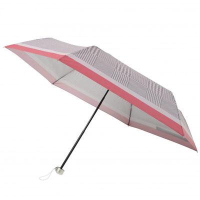 その他 【60個セット】ビビッドチェック晴雨兼用折りたたみ傘 1本 2023755