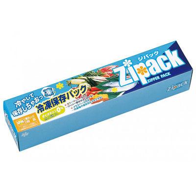 その他 【400個セット】ジパック冷凍保存パック5枚BOX 2923166