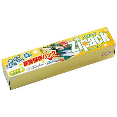 その他 【400個セット】ジパック新鮮保存パック5枚BOX 2923167