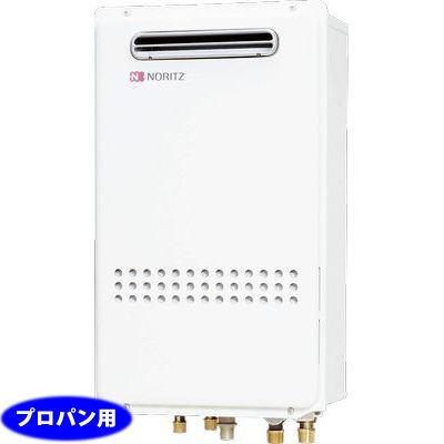 ノーリツ(NORITZ) ガスふろ給湯器オート壁組み込み設置形20号(LPG)用(BL対応品) GT-2035SAWX-KB-1_BL-LPG