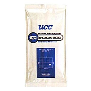 その他 UCC上島珈琲 UCCグランゼストロングアイスコーヒー(粉)AP100g 50袋入り UCC301189000 ds-2144938
