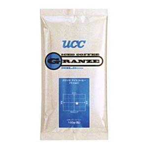 その他 UCC上島珈琲 UCCグランゼマイルドアイスコーヒー(粉)AP100g 50袋入り UCC301185000 ds-2144940
