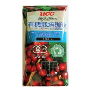 その他 UCC上島珈琲 UCC CN有機+RA認証アイスコーヒーSAS(粉)GF125g 40袋入り UCC302818000 ds-2144965