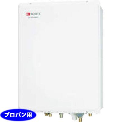 ノーリツ(NORITZ) ガスふろ給湯器オート屋内壁掛/後方強制給排気形16号(LPG)用(BL対応品) GT-1634SAWS-FFB-1_BL-LPG