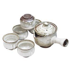 その他 萩焼 白釉茶器揃 M81208518 ds-2146518