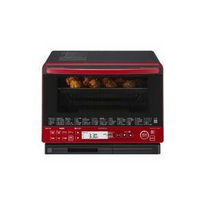 その他 日立 ヘルシーシェフ 過熱水蒸気オーブンレンジ 31L レッド MRO-VS8-R ds-2146602