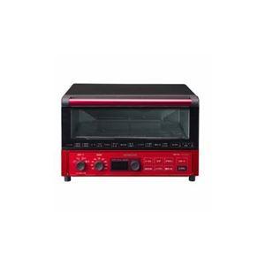 その他 日立 コンベクションオーブントースター メタリックレッド HMO-F100-R ds-2147059