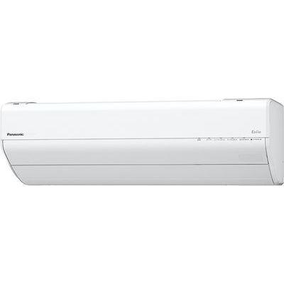 パナソニック Eolia(エオリア) インバーター冷暖房除湿タイプ ルームエアコン (6畳用) (クリスタルホワイト) CS-GX229C-W【納期目安:2週間】